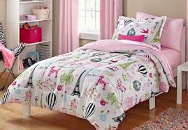 white and black bed sheets. Brilliant White Paris Bedding Set Girls Twin Pink White And Black Cute Parisian Set  4 With And Bed Sheets B