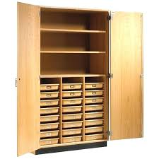 tall wood storage cabinets. Interesting Wood Tall Storage Cabinets With Doors Wood And  Shelves Diversified Drawers R