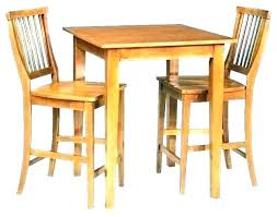 indoor bistro set table and chairs pub counter height outdoor