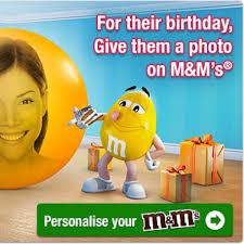 personalised m m s