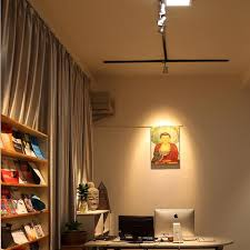 art gallery track lighting. a020 waterdrop led track focus spotlight for art gallery lighting