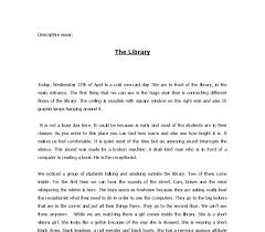descriptive essay sample about a place  nowservingco mcleanwrit fig x descriptive essay examples about an of descriptive essay about descriptive essay example iqsdexx