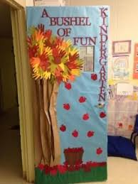 classroom door decorations for fall. Plain For Apple  Fall Classroom Door Decorations Intended Classroom Door Decorations For T