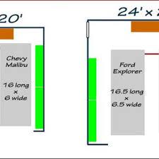 2 car garage door dimensionsTop 10 Garage Door Sizes 2017  Ward Log Homes