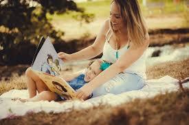 Znalezione obrazy dla zapytania książka dziecko matka