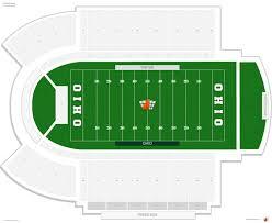 Peden Stadium Ohio Seating Guide Rateyourseats Com