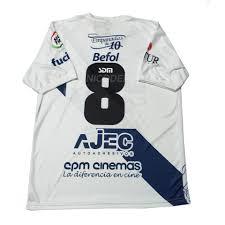Camiseta Deportivo Merlo Sport2000 Titular 2020 + Numero