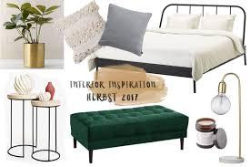 Interior Inspiration Die Schönsten Schlafzimmer Trends Im Herbst 2017