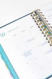 Academic Daily Planner Emily Ley Academic Daily Simplified Planner From North Carolina By