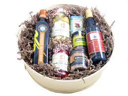 gourmet spanish foods gift basket