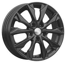 Колесный диск <b>SKAD Нагоя 6x16/4x100</b> D60.1 ET41 Черный бархат