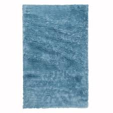 home decorators collection faux sheepskin blue 11 ft x 16 ft area rug