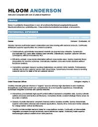 The Perfect Resume Template New Simple Resume Templates [48 Examples Free Download]