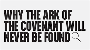 Image result for THE ARK OF THE COVENANT FOUND
