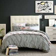light gray duvet cover queen solid grey duvet cover queen gray linen duvet cover queen