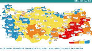 3 Ekim Türkiye'nin korona tablosu