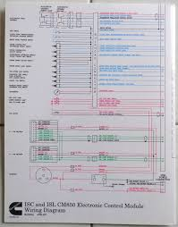 cummins laminated isc amp isl cm850 electronic control module cummins laminated isc amp isl cm850 electronic control module wiring diagram