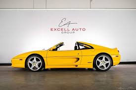 The f355 is ferrari's replacement for the 348, and although it's based on that car's layout, it is a generation ahead of the 348 in every way. 1986 Ferrari F355 For Sale