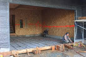 Making Cement Forms Homecrunch How To Build A Better Garage Floor That Hopefully