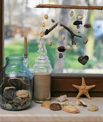 Beach Home Decorating Ideas And Accessories  Driftwood And SeashellsSeashell Home Decor