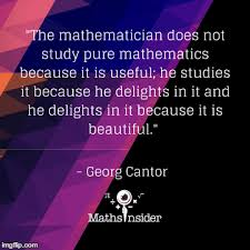 Beauty Of Mathematics Quotes