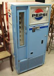 Pepsi Vending Machine Serial Number Beauteous 48 VINTAGE PEPSICOLA VENDING MACHINE Flattop Vend