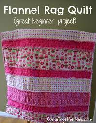 Flannel Rag Quilt--or rug? :) | Us: To Inspire and Create ... & Come Together Kids: Flannel Rag Quilt, great beginner sewing project! Great  directions on how to make your own rag quilt that can be converted to  whatever ... Adamdwight.com