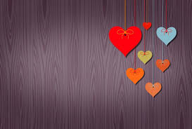Get Free Stock Photos Of Hearts Background With Copyspace Online