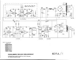 carlsbro 60 pa 5 amp schematic return to carslbro schematic diagrams page