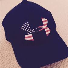 under armour american flag hat. under armour accessories - american flag hat u