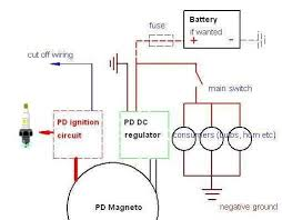 motorcycle ignition system wiring diagram motorcycle powerdynamo integration of pd system into existing grid on motorcycle ignition system wiring diagram