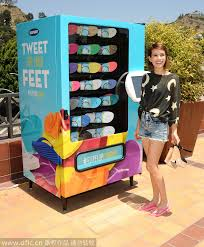 Vending Machines Los Angeles Adorable Unusual Goods Sold By Vending Machines[48] Chinadailycn