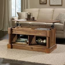 sauder palladia lift top coffee table