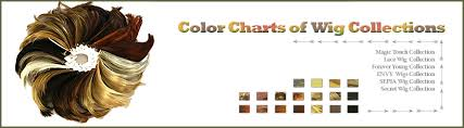 Forever Young Wigs Color Chart Wigsnatural Com Wig Color Chart
