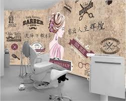 Beibehang 3d Behang Mode Persoonlijkheid Stereo Industriële