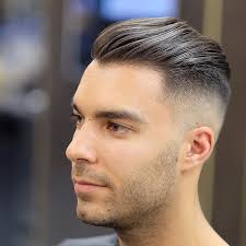 Slicked Back Hair Style 21 medium length hairstyles for men mens hairstyle trends 8422 by wearticles.com