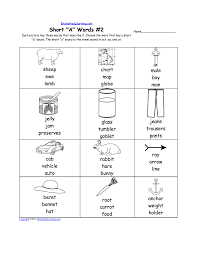 Free printable phonics workbooks, phonics games, worksheet templates, 100s of images for worksheets and more. Phonics Worksheets Multiple Choice Worksheets To Print Enchantedlearning Com