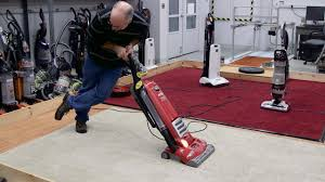 carpets too thick to vacuum consumer reports