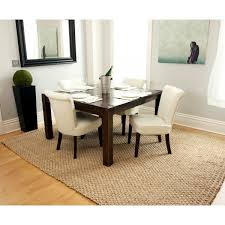magnificent jute rug under kitchen table anji mountain amb0305 0035 kilimanjaro jute rug 3 x 5