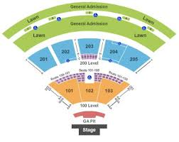 Veracious Fiddlers Green Amphitheater Seating Chart Or 14