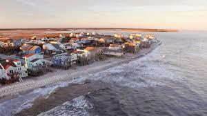 Sea Level Rise Beaches Coastal Buildings Doomed Duke