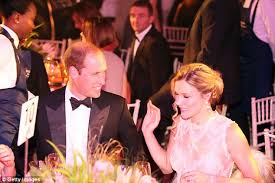 Prince William's Faredodging Old Flame Rosie Ruck Keene Avoids Unique Hillary Ruck Marriage