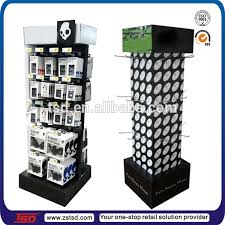 Cell Phone Accessories Display Stand Tsdm41 Rotating Fashion Accessories Display Standmobile Phone 2