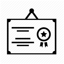 achievement attest authorize award certificate diploma legal  achievement attest authorize award certificate diploma legal ribbon icon