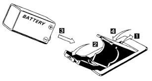 battery box for acoustic or solidbody stewmac com trim and er the wires into the guitar s control circuit install a 9 volt battery by following the steps shown below