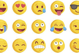 this is what your coworkers are thinking when you put smiley faces in emails