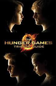 the hunger games trilogy discussion guide scholastic card image · the hunger games tribute guide