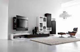 black white furniture. Comfort Living Room With Black And White Furniture That Make It Seems So Elegant Modern Design Of The Carpet Inside D