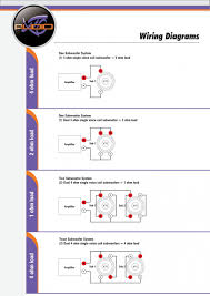 subwoofer wiring diagrams how to wire your subs and sub 6 subwoofer wiring diagram