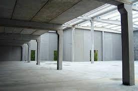 concrete frame building